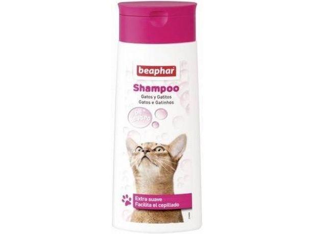 Oferta de Champú para Gatos BEAPHAR Premium  por 11,17€