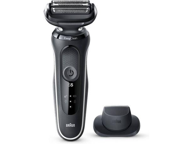 Oferta de Máquina de Afeitar BRAUN 50-W1200S EASY CLEAN  por 78,74€