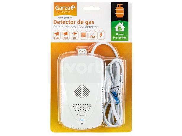 Oferta de Detector de Gas GARZA IM109B por 15,97€
