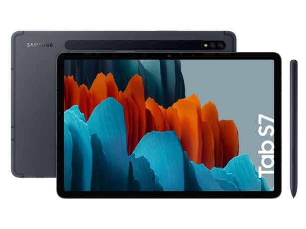 Oferta de Tablet SAMSUNG Galaxy Tab S7  por 639,99€