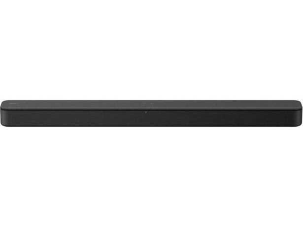 Oferta de Barra de sonido SONY HTSF150  por 99,99€
