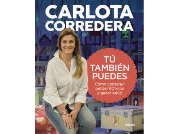 Oferta de Libro Tu Tambien Puedes de Carlota Corredera  por 4,97€