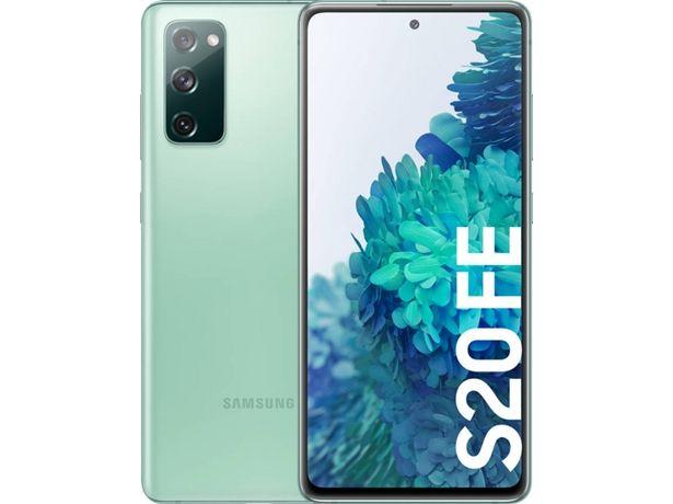 Oferta de Smartphone SAMSUNG Galaxy S20 FE  por 509,99€