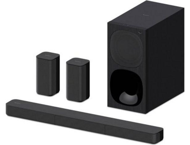 Oferta de Barra de sonido SONY HT-S20R  por 215,99€