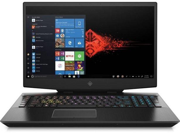 Oferta de Portátil Gaming HP OMEN 17-CB1002NS  por 1333€