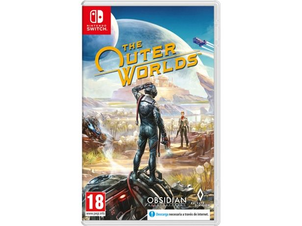 Oferta de Juego Switch The Outer Worlds (RPG - M18) por 45,49€
