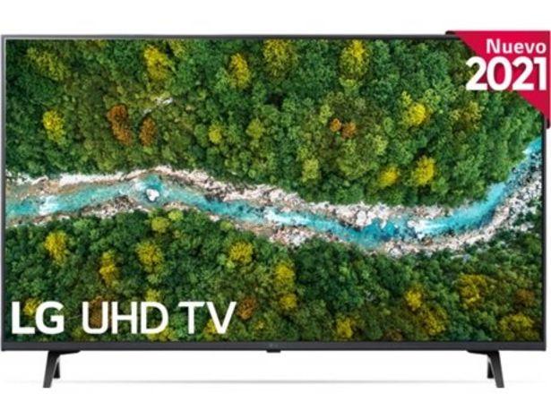 Oferta de TV LG 43UP77006LB  por 379,99€