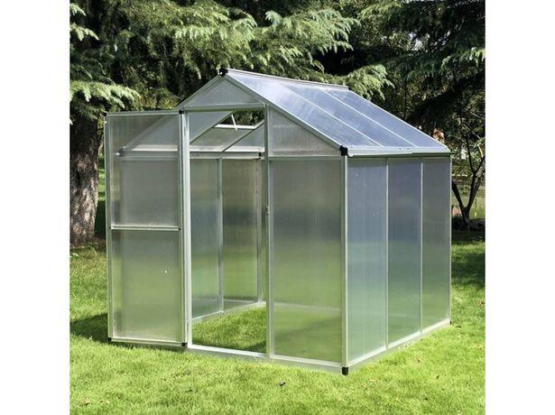 Oferta de Invernadero OUTSUNNY Transparente  por 299,99€
