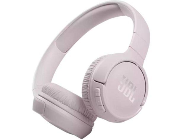 Oferta de Auriculares Bluetooth JBL T510  por 34,96€