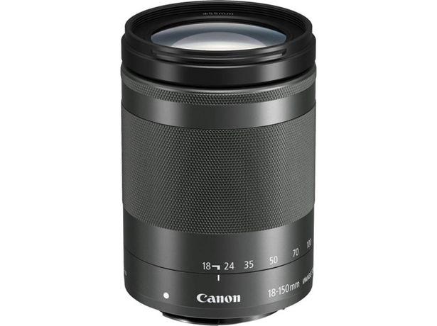 Oferta de Objetivo CANON EF-M 18-150mm F3.5-6.3 IS STM por 461,71€