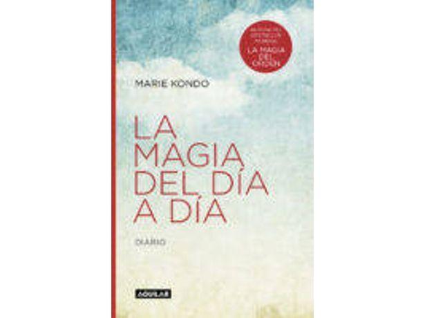 Oferta de Libro La Magia Del Dia A Dia de Marie Kondo  por 6,97€