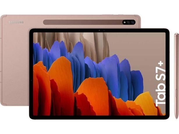 Oferta de Tablet SAMSUNG Galaxy Tab S7+  por 749,99€