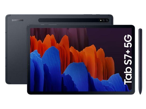 Oferta de Tablet SAMSUNG Galaxy Tab S7+  por 999,99€