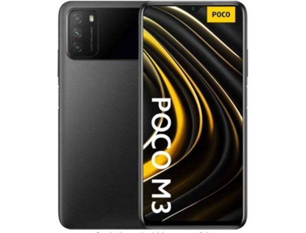Oferta de Smartphone POCO M3  por 168,99€
