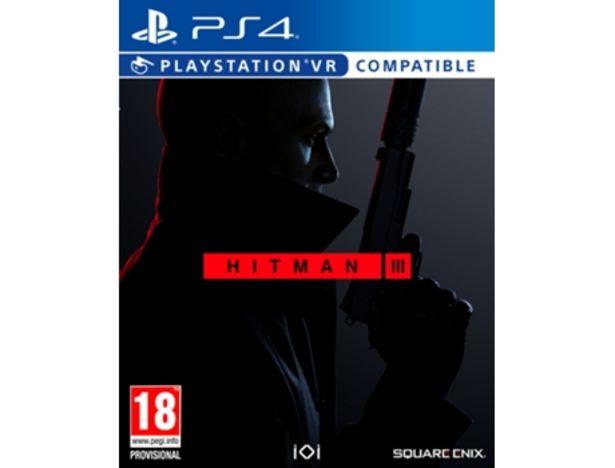 Oferta de Juego PS4 Hitman III por 26,97€