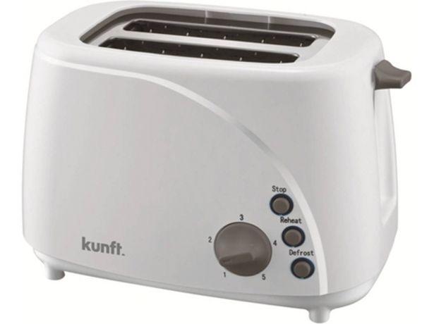 Oferta de Tostadora KUNFT KT3408 2E  por 9,99€