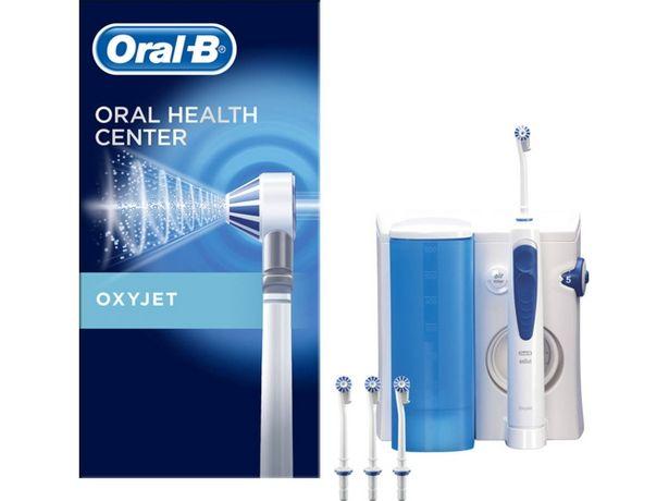 Oferta de Irrigador Bucal ORAL-B Oxyjet por 62,99€