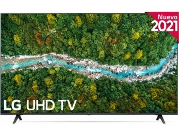 Oferta de TV LG 50UP77006LB  por 499,99€