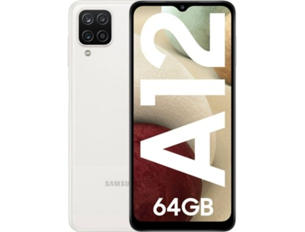 Oferta de Smartphone SAMSUNG Galaxy A12  por 159€