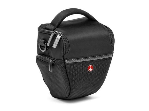 Oferta de Bolsa MANFROTTO Advanced Holster Pequeña Negra por 32,97€