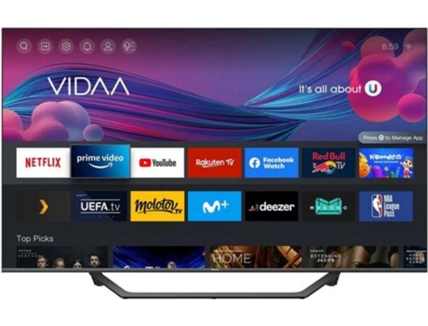 Oferta de TV HISENSE 75A7GQ  por 1099€