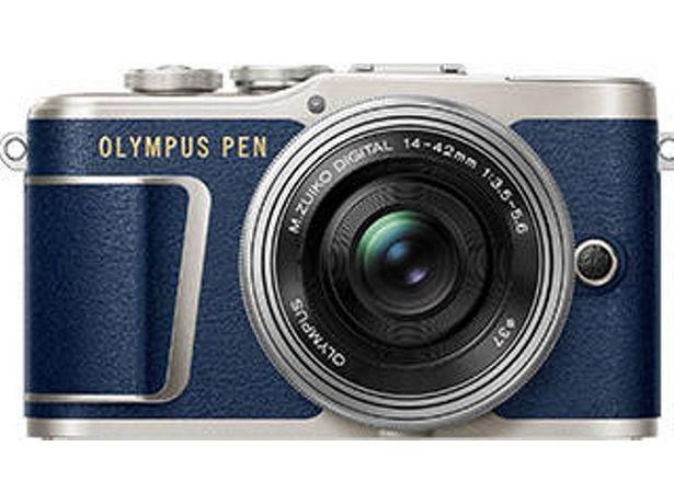 Oferta de Cámara Mirrorless OLYMPUS E-PL 9 + 14-42mm EZ por 520,06€
