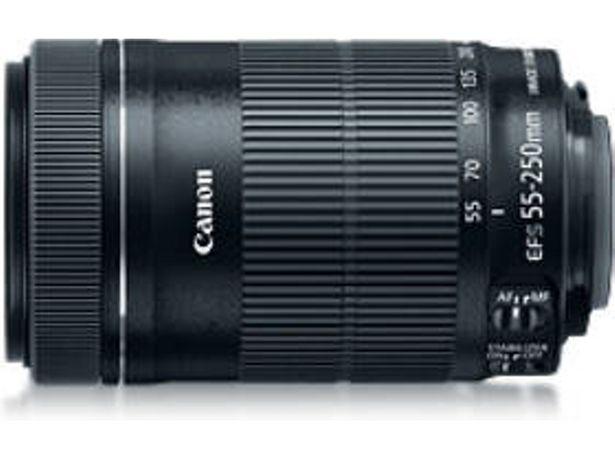 Oferta de Objetivo CANON EF-S 55-250mm  por 355,06€