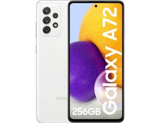 Oferta de Smartphone SAMSUNG Galaxy A72  por 469€