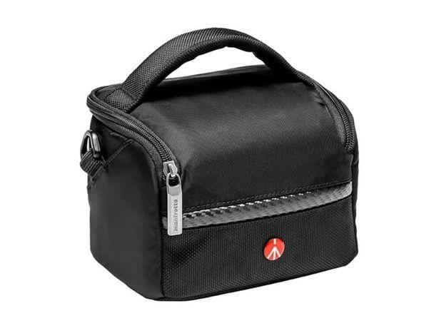 Oferta de Bolsa MANFROTTO Active Shoulder Bag 1 Negra por 31,97€