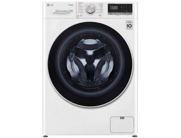 Oferta de Lavasecadora LG F4DN4008S1W  por 529,99€