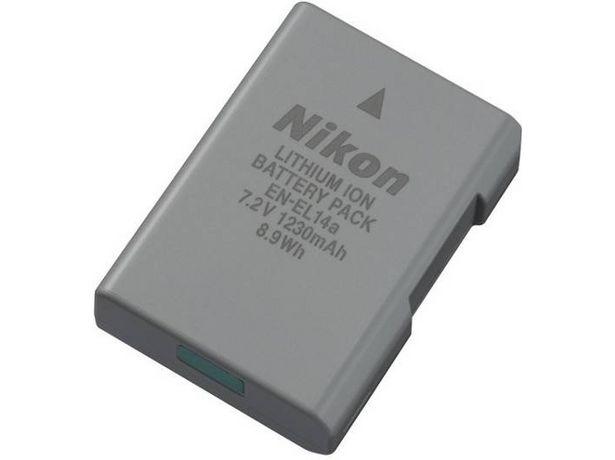Oferta de Batería NIKON EN-EL14a por 109,89€