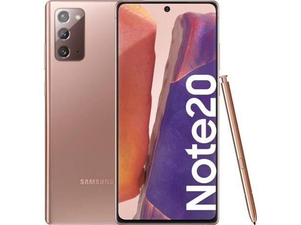 Oferta de Smartphone SAMSUNG Galaxy Note 20  por 699€