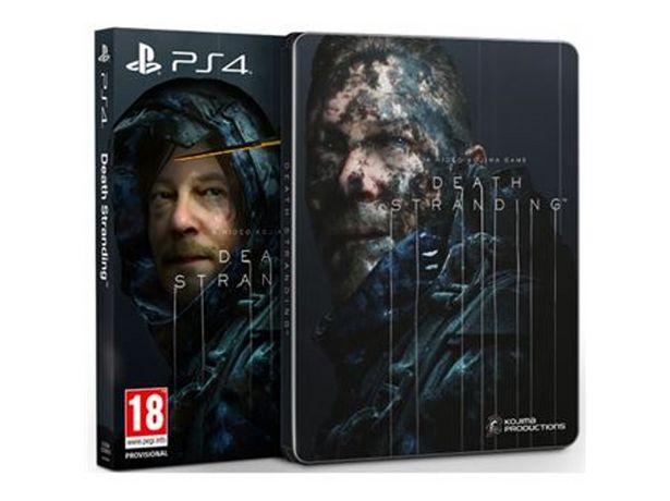 Oferta de Juego PS4 Death Stranding  por 24,97€