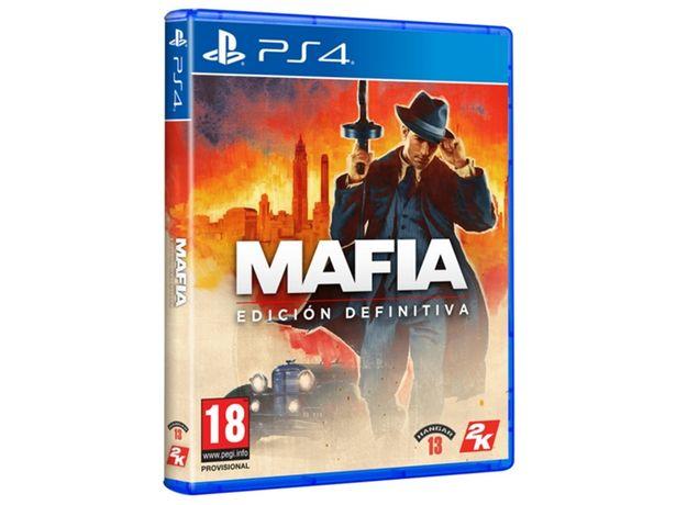 Oferta de Juego PS4 Mafia I: Edición Definitiva (Aventura - M18) por 19,99€