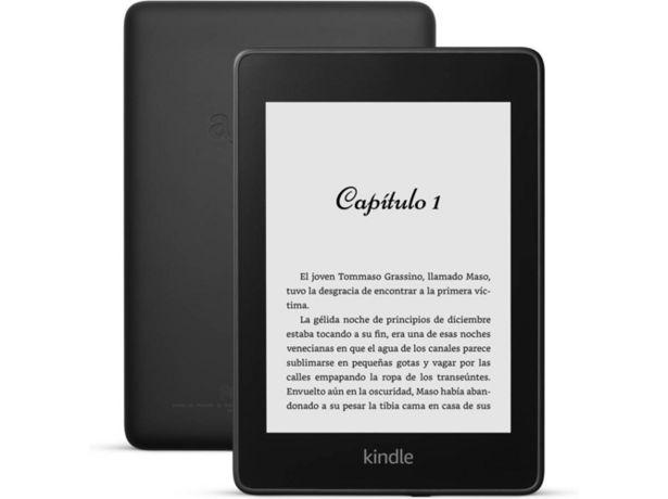 Oferta de Ebook Reader AMAZON Kindle Paperwhite 2018 por 109,99€