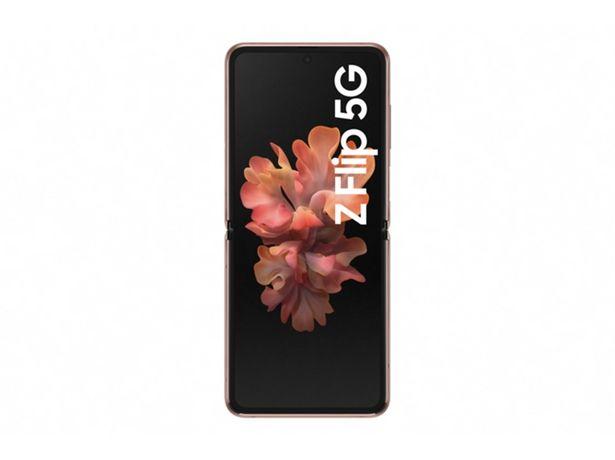 Oferta de Smartphone SAMSUNG Galaxy Z Flip 2 5G  por 949€