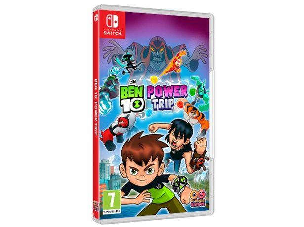 Oferta de Juego Nintendo Switch Ben 10: Power Trip  por 16,97€