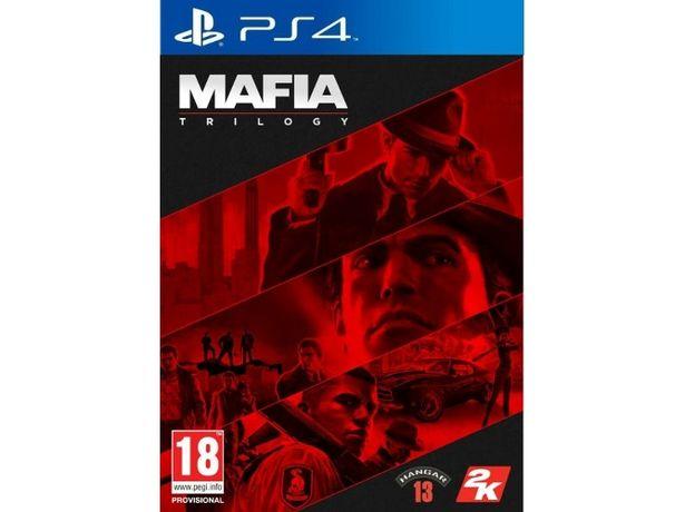 Oferta de Juego PS4 Mafia Trilogy (Aventura - M18) por 39,99€