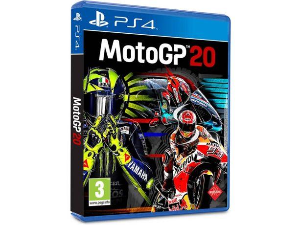 Oferta de Juego PS4 Moto GP20  por 10,97€