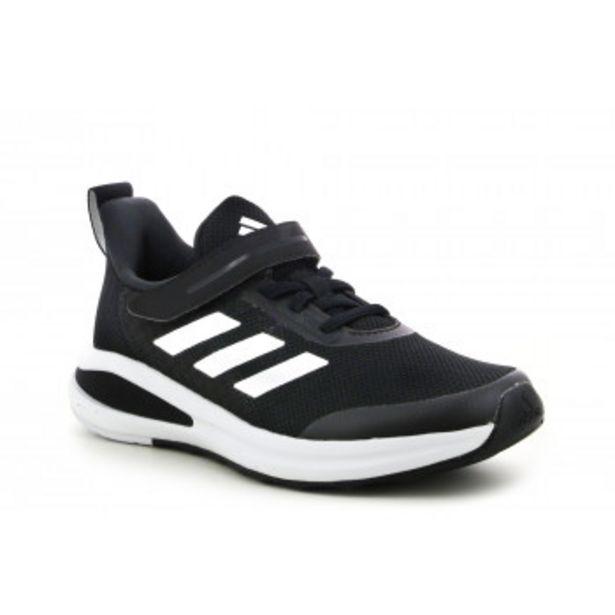 Oferta de Adidas Zapatillas con tira ajustable FORTARUN por 19€
