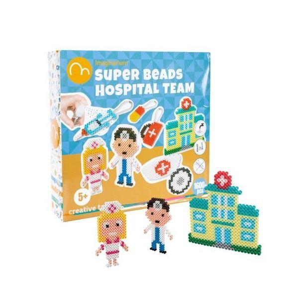 Oferta de SUPER BEADS HOSPITAL TEAM por 9,95€