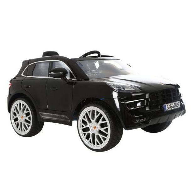 Oferta de PORSCHE MACAN TURBO 6V SUV, 6V, BLACK por 259€