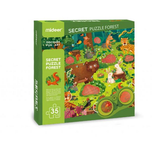 Oferta de SECRET PUZZLE FOREST por 15,95€