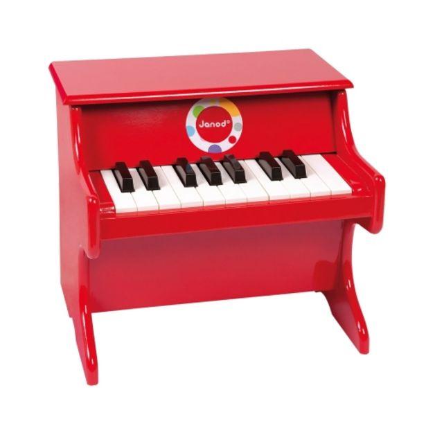 Oferta de Piano de madera para niños por 49,95€