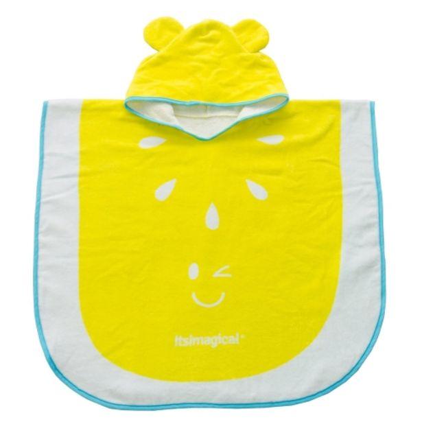 Oferta de Toalla-poncho de playa para bebé por 12,95€