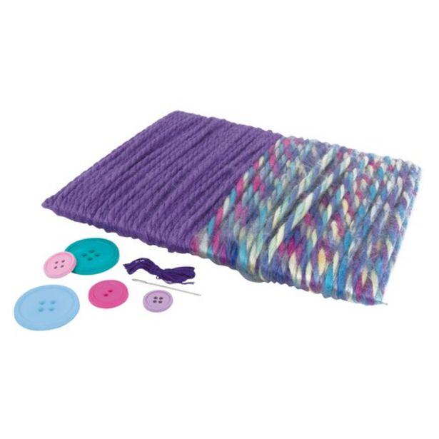 Oferta de Set para aprender a tejer con lana por 9,95€