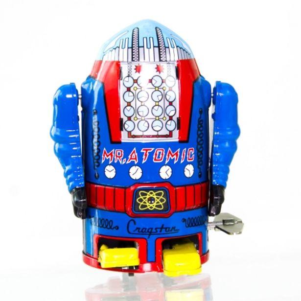 Oferta de Robot a cuerda diseño clásico por 9,95€