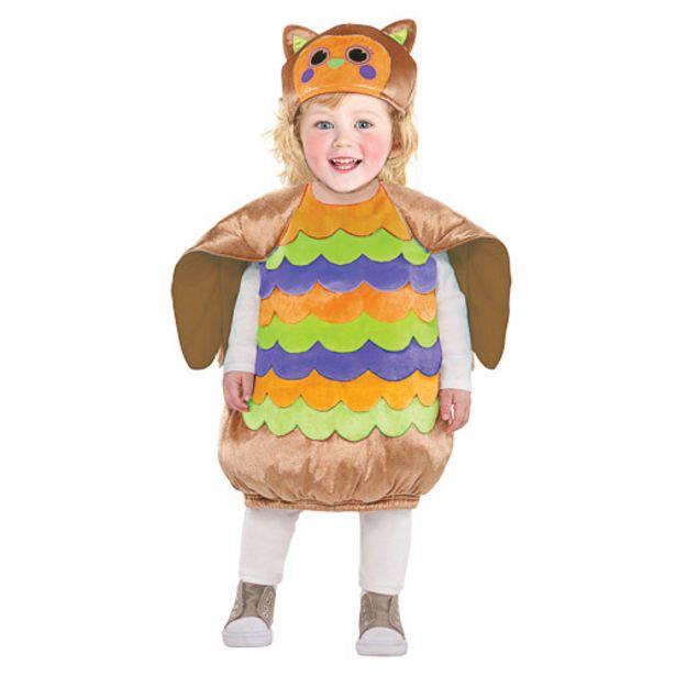 Oferta de Disfraz de búho (6-12 meses) por 9,95€