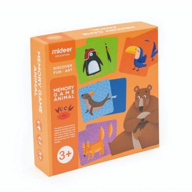 Oferta de MEMORY GAME ANIMAL por 12,95€