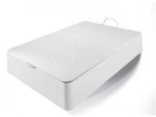 Oferta de Canape 150×190 mod. E34 color blanco por 359€